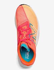 New Balance - FuelCell Rebel v2 (WFCXV2) - running shoes - orange - 3