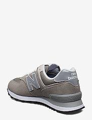 New Balance - WL574EG - chunky sneaker - grey - 2