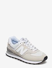 New Balance - WL574EW - low top sneakers - white - 0