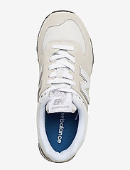 New Balance - WL574EW - low top sneakers - white - 3