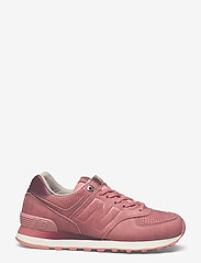 New Balance - WL574GRY - low top sneakers - dusted peach - 1