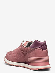 New Balance - WL574GRY - low top sneakers - dusted peach - 2