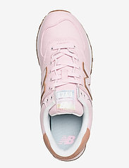 New Balance - WL574SCA - lage sneakers - pink - 3