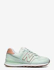 New Balance - WL574SCD - lage sneakers - green - 1