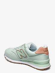 New Balance - WL574SCD - lage sneakers - green - 2