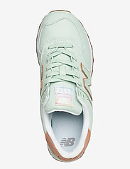 New Balance - WL574SCD - lage sneakers - green - 3
