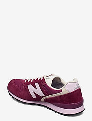 New Balance - WL996SVB - lage sneakers - garnet - 2