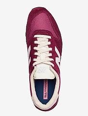 New Balance - WL996SVB - lage sneakers - garnet - 3