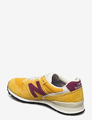 New Balance - WL996SVD - lage sneakers - varsity gold - 2