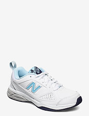 New Balance - WX624WB4 - lage sneakers - white/blue - 0