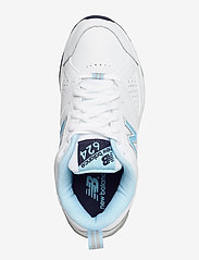 New Balance - WX624WB4 - lage sneakers - white/blue - 3