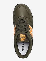New Balance - YC373EGY - dark green - 3