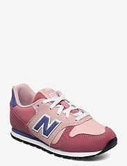 New Balance - YC373KPP - baskets basses - pink/grey - 0