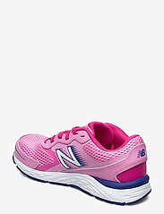 New Balance - YP680LP6 - trainingsschuhe - pink - 2