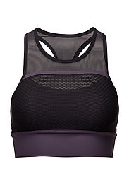 DETERMINATION BRA TOP - ELDERBERRY