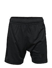 NBST CORE JUNIOR KNITTED SHORT - BLACK