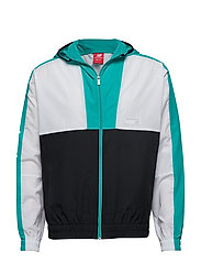 NB ATHLETICS WINDBREAKER - VERDITE