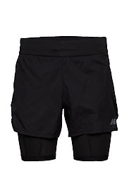 Q SPEED 5IN 2 IN 1 SHORT - BLACK