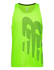 Printed Accelerate Singlet - ENERGY LIME
