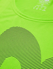 New Balance - Printed Accelerate Singlet - tank tops - energy lime - 2