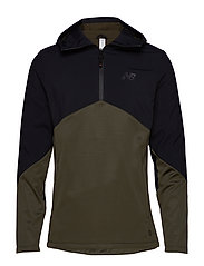 NBST VECTOR SPEED TOP - BLACK/FOREST NIGHT