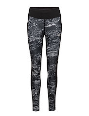 PT IMT TIGHT PRT - BLACK MULTI