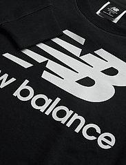 New Balance - ESSENTIALS CREW - svetarit - black - 2