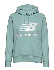 ESSENTIALS PULLOVER HOODIE - DRIZZLE