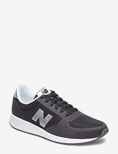 WS215BS - låga sneakers - black