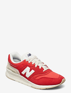 CM997HBS - baskets basses - team red