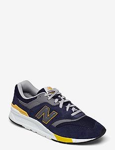 CM997HVG - lave sneakers - black/gold