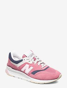 CW997HAQ - låga sneakers - madder rose