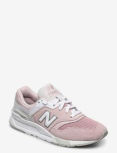 CW997HBP - sneakersy niskie - pink