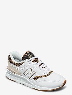 CW997HCJ - lave sneakers - white
