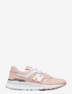 CW997HCK - lage sneakers - pink/white