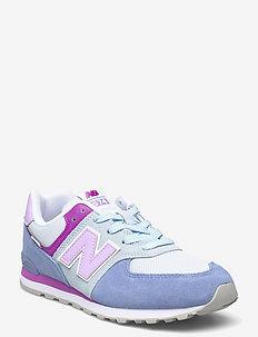 GC574SL2 - low-top sneakers - blue
