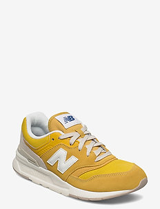 GR997HBR - låga sneakers - yellow