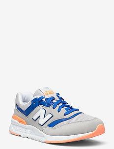 GR997HSK - low-top sneakers - grey