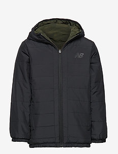 NBST JUNIOR SWITCH JKT - BLACK
