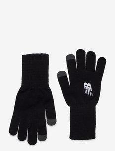NB Knit Gloves - accessories - black