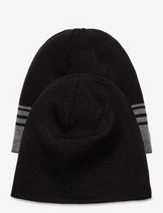 NB Reversible Beanie - huer - black