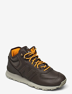 MH574WTC - low tops - brown