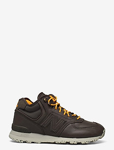 MH574WTC - baskets basses - brown