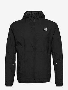 MJ01237 - sportjacken - black