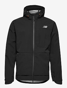 Q SPEED DEFY JACKET - sportsjakker - black