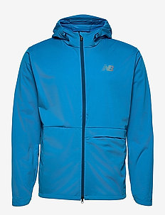 Q Speed Water Defy Jacket - sportsjakker - wave blue