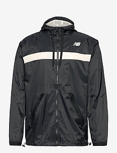 R.W.T. Lightweight Woven Jacket - training jackets - black
