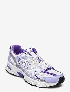 MR530ESF - låga sneakers - white/purple