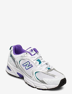 MR530FN1 - låga sneakers - white/blue