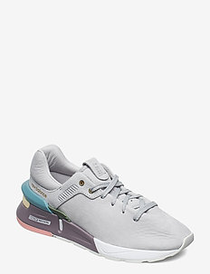 MS997TKD - låga sneakers - light aluminum